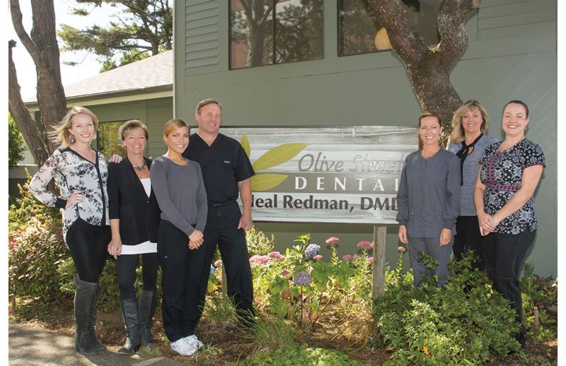 Dentist in Newport, Oregon